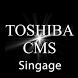 Toshiba CMS Signage by Toshiba Vietnam