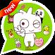 Cute Emoticons & Sticker by KAWAII