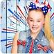 HD Jojo Siwa Wallpaper For Fans by Tamalot16