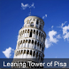 Leaning Tower of Pisa by Monument