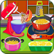 Cook homemade mac and cheese by LPRA STUDIO