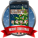 Merry Christmas 2018 Lollipop Theme by Art Theme Studio