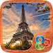 Eiffel Tower GO Launcher Theme by Themes Good 4 You