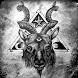 Satanic Wallpaper by VamosApps