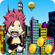 Fairy Tails Natsu Run by game runner adventure for childs
