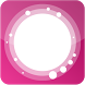 Pink Pattern Theme by Micromax by Micromax Informatics Limited