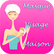 Masque visage maison by Mobile free apps