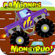 camiones monstruo Juego! by Play N Learn