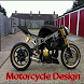 Motorcycle Design by hamstudio