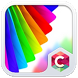 Colorful Square Icons Theme by Baj Launcher Team