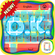 OK Keyboard theme by Brasil Design