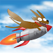 Crazy Rocket and Dog by Jochel App