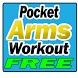 Free Arms Workout App by Pocket Workout Apps