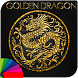 Luxury Theme - Golden Dragon by Theo Room Studio