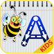 Kidsafe Pre-K Teach me English by Dev S.Max