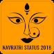 Navratri Status 2018
