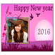 Happy New Year Photo Frames