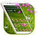 pink Wildflower Theme & Live wallpaper by creative 3D Themes