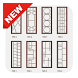 200+ Model Trellis Window Design Ideas by rohmatdigital