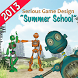 Game Design Summer School 2013 by CranberryBlue R & D Limited