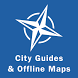 City Guides & Offline Maps by Tom's Apps, LLC