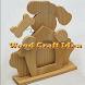 Wood Craft Idea by delisa