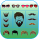 Men Photo Editor – Beard, Moustache, Hairstyle by KCDeveloper