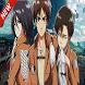 Keyboard - Attack On Titan Anime & Manga