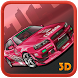 Endless Car Race 3D