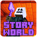 story world: exploration craft by KirillGames