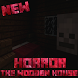 The Wooden House Horror Map for MCPE by ShvedXGames