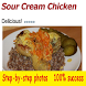 Sour Cream Chicken by Free Ebook Apps