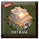 Top Maps Base COC Town Hall 7 by mycaptain
