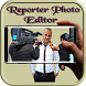 Reporter Photo Editor by DR_apps