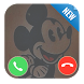 call from Mickey Mouse prank by deve01