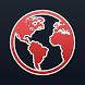 World Map (Off.&On.) Free 2017 by Prvn+Savi