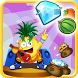 Fruit superman-funny hero games
