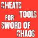 Cheats Tools For Sword Of Chaos by YgryskCheatsInc