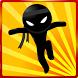 Jump Stickman! by GainJoy