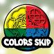 Colors Skip-Wheel Challenge. by Mossaab Shuraih.