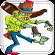 zombie cowboy by dreams photo montage