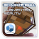 3D MazeBall Augmented Reality by HoloVisionAR