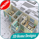 300++ Amazing 3D Home Design by appsdesign