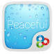 Peaceful GO Launcher Theme by Freedom Design