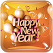 Happy New Year Live Wallpaper by MaxMitek Inc