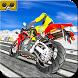 VR Traffic Bike Rider: Tricky Bike Race Adventure by Jhatka Gamers