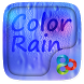 Color Rain Go Launcher Theme by Freedom Design