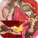 Eid Mehndi - Stylish Design by Lunar Eclipse