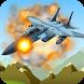 Jet Airstrike by RelaxNplay