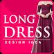 Long Dress Design 2018 by pixtura